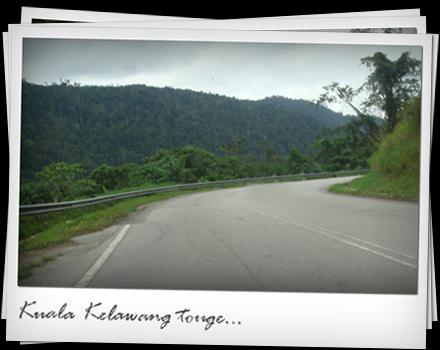 Kuala Kelawang Touge
